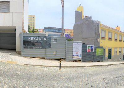 Bâtiment de Logements Multifamiliaux, Rua São João da Mata - Lisbonne