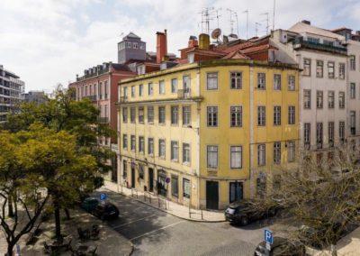 Construction de L'inspira Santos Hotel, Santos - Lisbonne