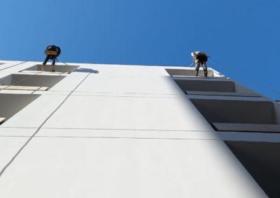 Rénovation d'un Immeuble de Logements à Rua São Sebastião da Pedreira - Lisbonne