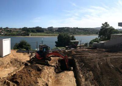 Construction of A Unifamiliar House, Gondomar - Porto