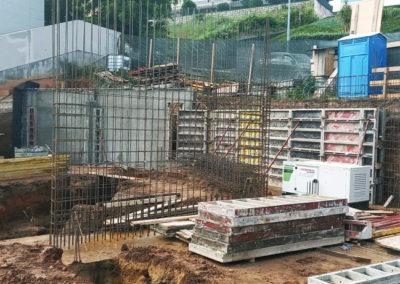 Construction d'une Maison Unifamiliaire, Gondomar - Porto